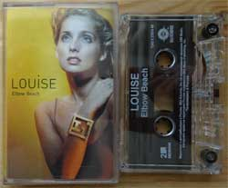 аудиокассета LOUISE ''Elbow Beach'' (2000 Russian press, 724352761449, mint/mint) (MC1375)