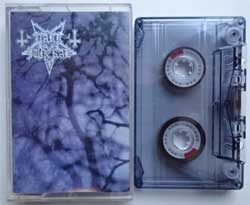 аудиокассета DARK FUNERAL ''Dark Funeral'' (1994 RI 2000 Russian press, HD027, near mint/near mint) (MC1421)