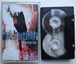 "аудиокассета DARK TRANQUILITY '""Damage Done'' (2002 Russian press,mint/near mint ) (MC1428)"