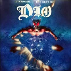 DIO ''Diamonds - The Best Of Dio'' (1992 France press, 512 206-2, matrix PMDC, ex-/mint) (CD)