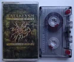 аудиокассета KATAKLYSM ''Epic (The Poetry Of War)'' (2002 Russian press, IROND MC 02-60, near mint/near mint) (MC1462)