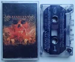 аудиокассета KATAKLYSM ''Shadows & Dust'' (2002 Russian press,IROND MC 02-81, ex/near mint ) (MC1463)