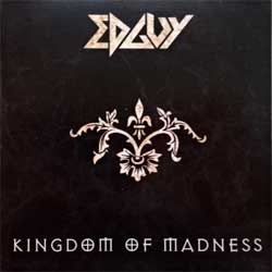 EDGUY ''Kingdom Of Madness'' (1997 RI 2002 Russian press, CDM 0302-815, mint/mint) (CD)