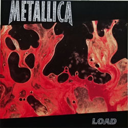 METALLICA ''Load'' (1996 France press, 532 618-2, matrix PMDC FRANCE 532 618-2 10 L7, near mint/mint) (CD)