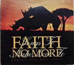 FAITH NO MORE ''Songs To Make Love To'' (1993 USA press, 940762-2, matrix SRC-01, vg+/vg+) (digipak) (CD)