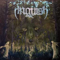 ANGUISH ''Magna Est  Vis Siugnah'' (2017 German press, HRR 582 CD, mint/mint, new) (CD)