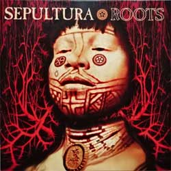 SEPULTURA ''Roots'' (1996 German press, additional papers & ticket!, RR 8900-2, matrix Sonopress, mint/mint) (CD)
