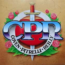 CPR ''Coven, Pitrelli, O'Reilly'' (1993 UK press, CDGRUB 26, matrix CD GRUB 26, mint/mint) (CD)
