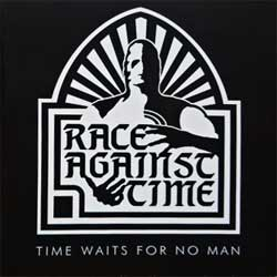 RACE AGAINST TIME ''Time Waits For No Man'' (2015 German press, HRR 400 CD, mint/mint, new) (CD)