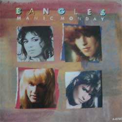 винил LP BANGLES ''Manic Monday'' (7''single) (1985 Holland press, mint/near mint)