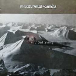 NOCTURNAL WINDS ''Of Art And Suffering'' (2002 Russian press, IROND CD 02-166, ex/ex+) (CD)