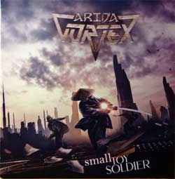 ARIDA VORTEX ''Small Toy Soldier'' (2018 Russian press, SAPCD 382, mint/mint, new)  (CD)