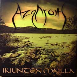 AZGAROTH ''Ikiunten Mailla'' (2018 Russian press, SAPCD 399, mint/mint, new)  (CD)