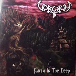 VORGRUM ''Party In The Deep'' (2018 Russian press, SAPCD 404, mint/mint, new)  (CD)