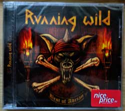 RUNNING WILD ''Best Of Adrian'' (2006 EU press, GUN 259/88697 03146 2, mint/mint, still sealed) (CD)