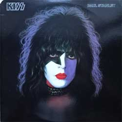 винил LP KISS ''Paul Stanley Solo Album'' (1978 USA press, insert, NBLP7123, ex/ex-)
