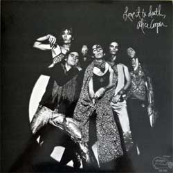 винил LP ALICE COOPER ''Love It To Death'' (1971 RI 2009 USA press, WS 1883, heavy 180 gr vinyl, limited edition, ex+/mint)