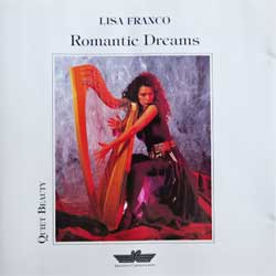 Innovative Communication: LISA FRANCO ''Romantic Dreams (Quiet Beauty)'' (1993 German press, IC 2180-2, mint/mint) (D) (CD)