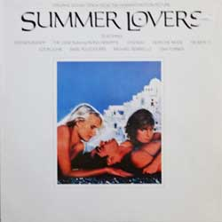 винил LP va SUMMER LOVERS - OST (1982 German press, WB K 57 020 (23695-1), vg+/ex)