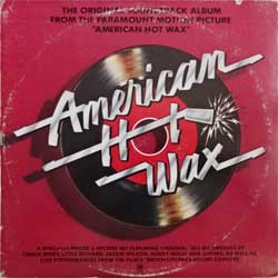 винил LP va AMERICAN HOT WAX - OST (2LP-gatefold) (1978 USA press, SP-6500, ex/vg+)