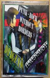 аудиокассета DIAGENS/HAUSVABOT ''Punk-Rock Without Borders'' (2004 Russian press, mint/mint, still sealed!) (MC4115) (D)