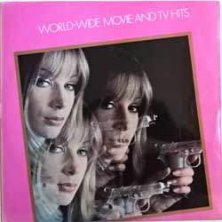 винил LP va World-Wide Movie And TV Hits (1969 UK press, laminated, RDS 6431, vg+/ex)