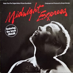 винил LP GIORGIO MORODER ''Midnight Express - OST'' (1978 German press, 9128 018, ex-/ex-)