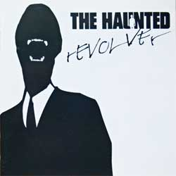 HAUNTED ''Revolver'' (2004 Russian press, FO416CD, mint/mint) (CD)