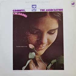 винил LP ASSOCIATION/CHARLES FOX ''Goodbye, Columbus - OST'' (1969 USA press, WS 1786, vg+/ex)