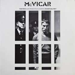 винил LP WHO (ROGER DALTREY) ''McVicar - OST'' (1980 UK press, POLD 5034 (2442 176), vg+/ex+)