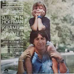 винил LP va KRAMER VS KRAMER - OST (1980 Holland press, 73945, ex-/ex-)