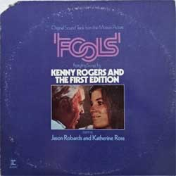 винил LP va FOOLS - OST (1970 USA press, RS 6429, ex-/vg+)