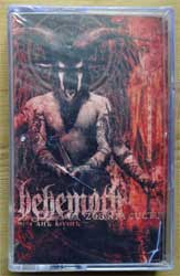 аудиокассета BEHEMOTH ''Zos Kia Cultus'' (2002 Russian press, IROND MC 02-137, mint/mint, still sealed!) (MC4257) (D)