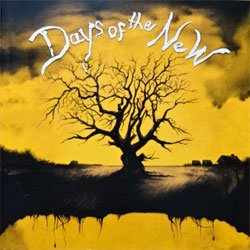 DAYS OF THE NEW ''Days Of The New'' (1997 EU press, OPD 30004, matrix Sonopress, vg+/mint)  (CD)