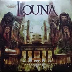 "винил LP LOUNA ""Дивный новый мир"" (2LP-gatefold) (2017 Russian press, SZLP 1484-17, new, sealed)"