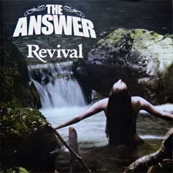 ANSWER ''Revival'' (2011 Russian RARE press, 0602527799698, mint/mint) (CD)