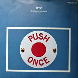 винил LP XTC ''This World Over'' (7''single) (1984 German press, 106975, ex/ex+)