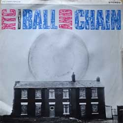 винил LP XTC ''Ball And Chain'' (3-track 7''single) (1982 UK press, VS482, ex/vg+)