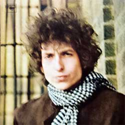 BOB DYLAN ''Blonde On Blonde'' (1966 RI 2003 Austria press, 512352 2, matrix Sony Music S5123522000-0101 21 A15, mint/mint) (CD)