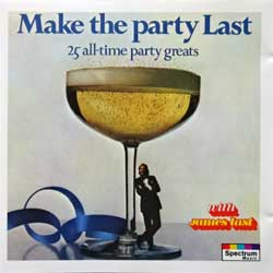 JAMES LAST ''Make The Party Last (25 All-Time Party Greats)'' (1975 RI 1993 German press, 5500332, mint/mint) (CD)