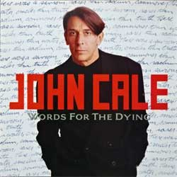 BRIAN ENO (JOHN CALE) ''Words For The Dying'' (1989 German press, 7599-26024-2, matrix RSA, ex/mint) (CD)