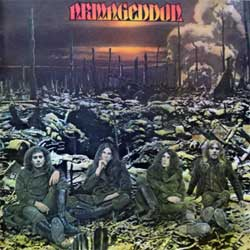 ARMAGEDDON ''Armageddon'' (1975 RI 2009 UK press, ELCEC2150, matrix Sony DADC ECLEC2150 01, mint/mint) (CD) (D)