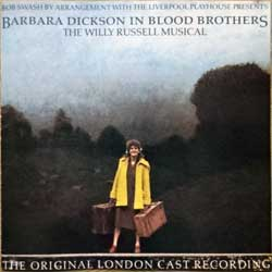 BARBARA DICKSON & VA ''Barbara Dickson In Blood Brothers - The Willy Russell Musical - The Original London Cast Recording'' (1983 RI 1991 EEC (UK) press, CLACD 270, matrix Disctronics S CLACD 270 01 12, ex/mint) (CD)