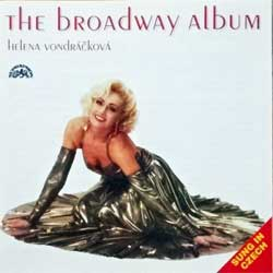 HELENA VONDRACKOVA ''The Broadway Album'' (1993 Czech 1st press, 11 1759-2 311, matrix GZ E41502 11 1759-2 311, near mint/mint) (CD) (D)