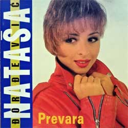 NATASA (DORDEVIC) ''Prevara'' (1995 Jugoslavian RARE press, RTS-PGP CD 401732, matrix PX 6222, mint/mint) (CD) (D)