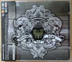 MEMPHIS MAY FIRE ''Memphis May Fire'' (2007 Russian press, obi, TK107, mint/mint) (CD)
