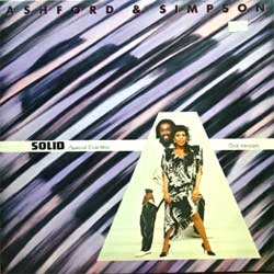 винил LP ASHFORD & SIMPSON ''Solid'' (12'') (1984 Holland press, 1AK052-2004236, ex/ex)