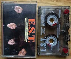 "аудиокассета E.S.T. ''Терапия для души"" (1998 RI 2003 Russian press, JN-028-4, mint/mint) (MC2213)"