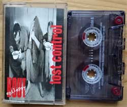 аудиокассета EPILEPSY BOUT ''Lost Control'' (1996 Russian press, SZ0526-96, ex/mint) (MC2219) (D)