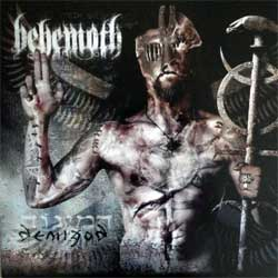 винил LP BEHEMOTH ''Demigod'' (2004 RI 2014 German press, innersleeve, heavy 180 gr vinyl, VILELP478, mint/mint, new)